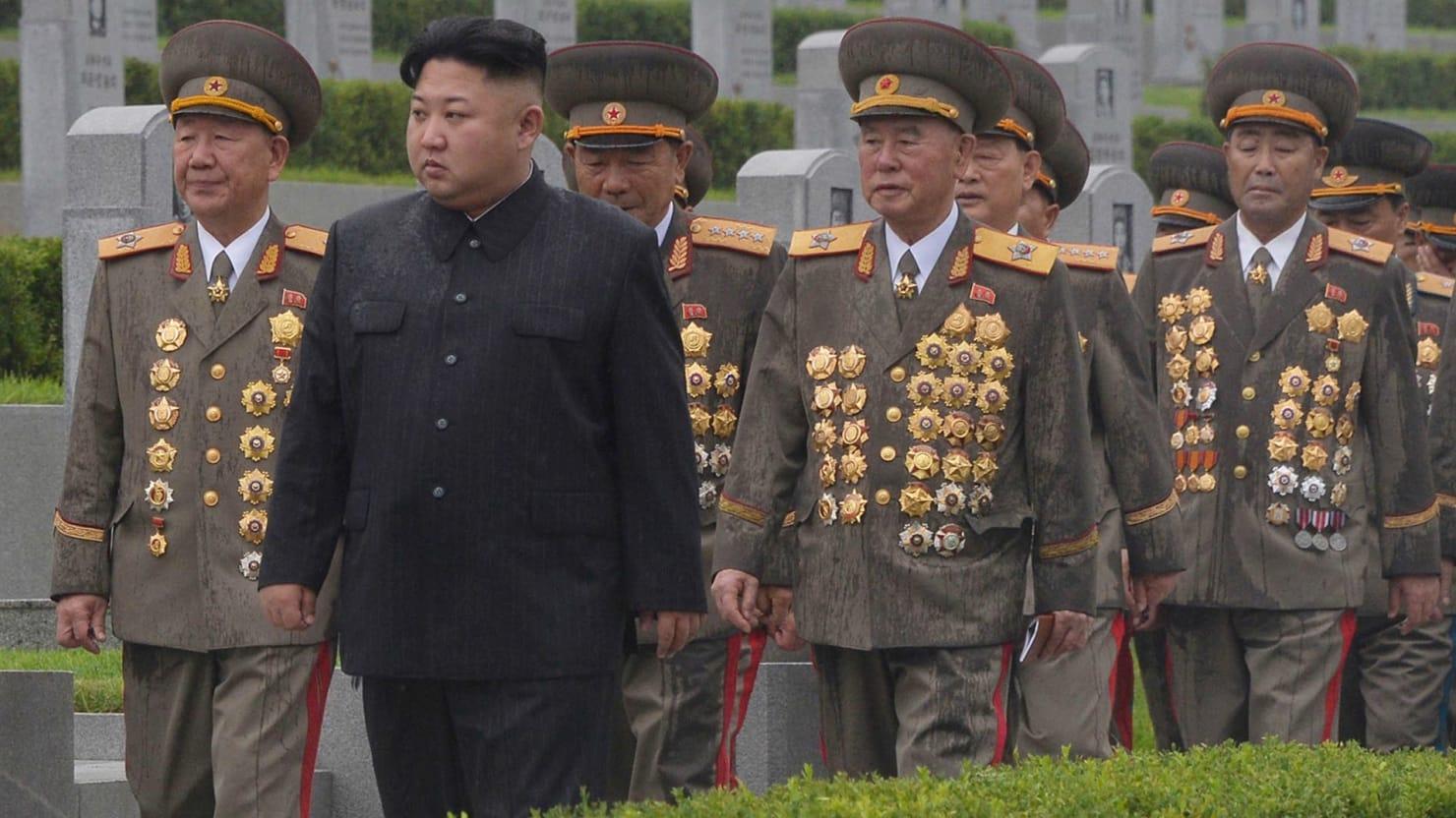 "Képtalálat a következőre: ""North Korea vows 'thousands-fold' revenge on US over sanctions"""