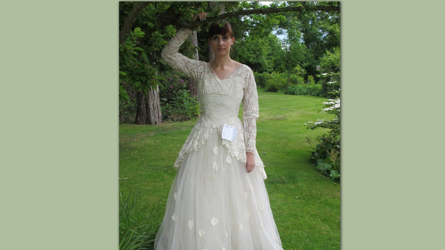 the story behind this ebay wedding dress will make you cry wedding dress ebay
