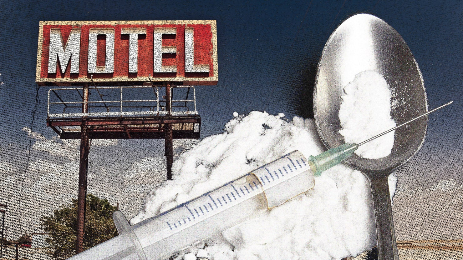 Image result for meth hotel motel