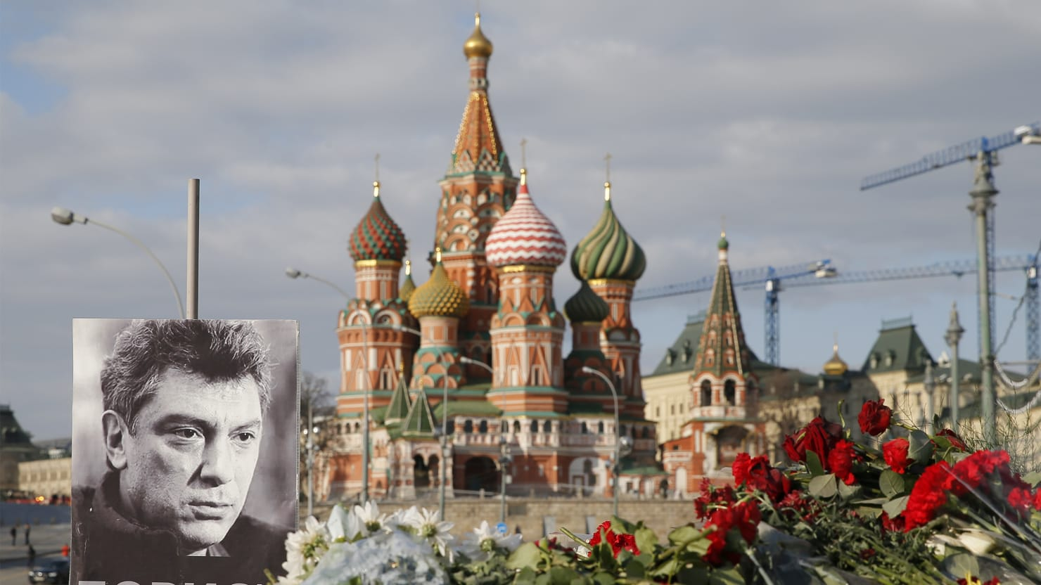 As Conspiracy Theories Abound In Russian Media About The Death Of Kremlin  Protester Boris Nemtsov,