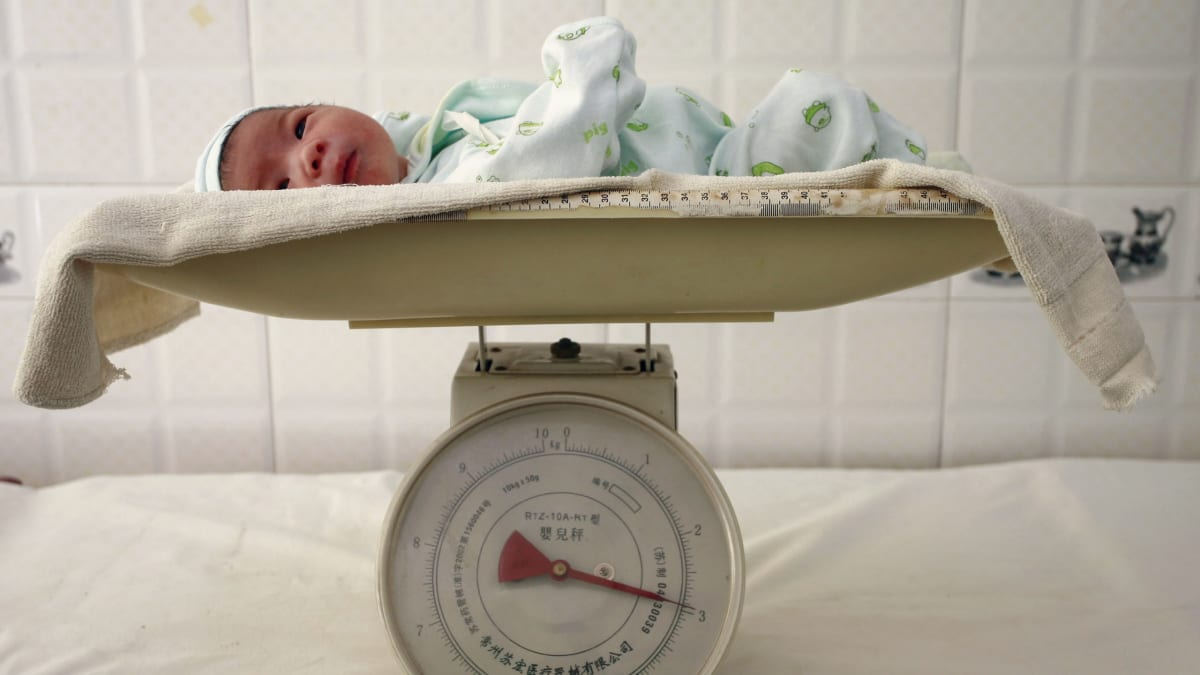 Фото детей с весом 2600
