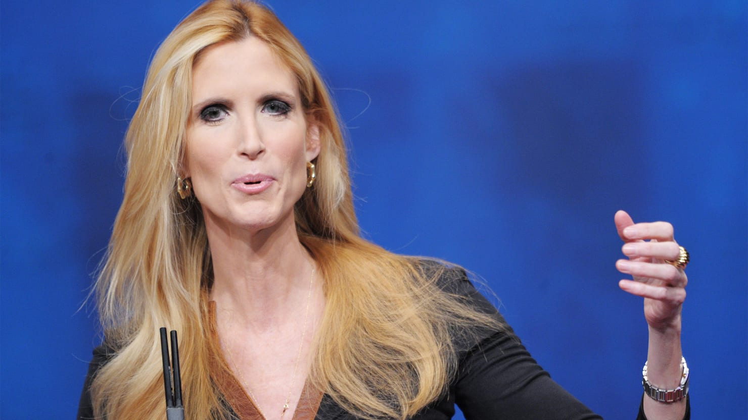 Ann Coulter's Anti-Semitism Runs Deeper Than You Know