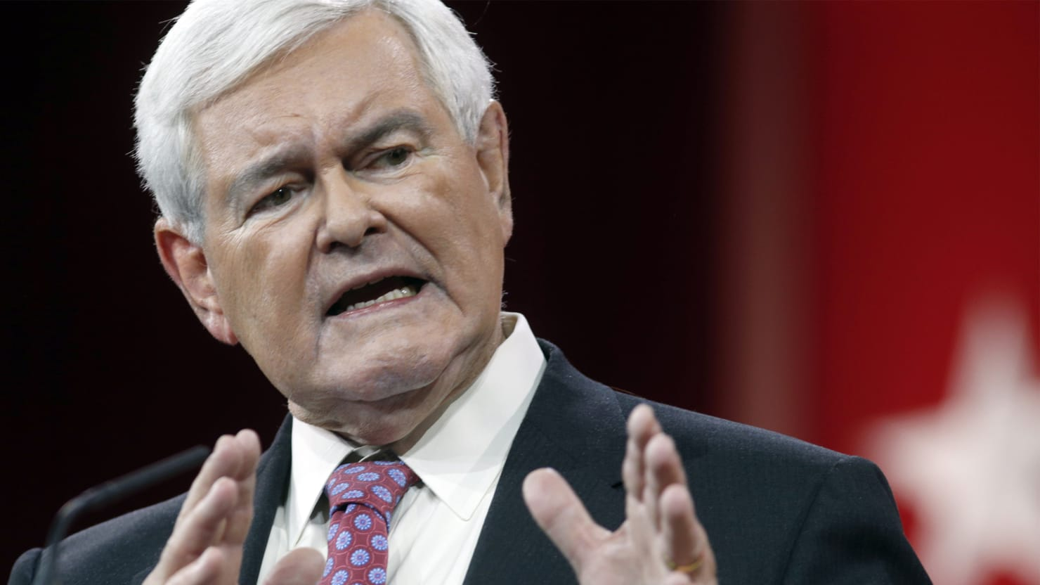 Image result for gingrich