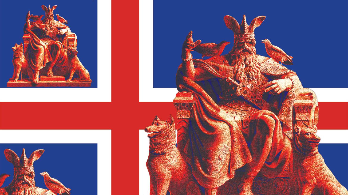 A Reykjavík stanno costruendo un tempio dedicato a Odino! - Curiosità sull'Islanda e sugli islandesi