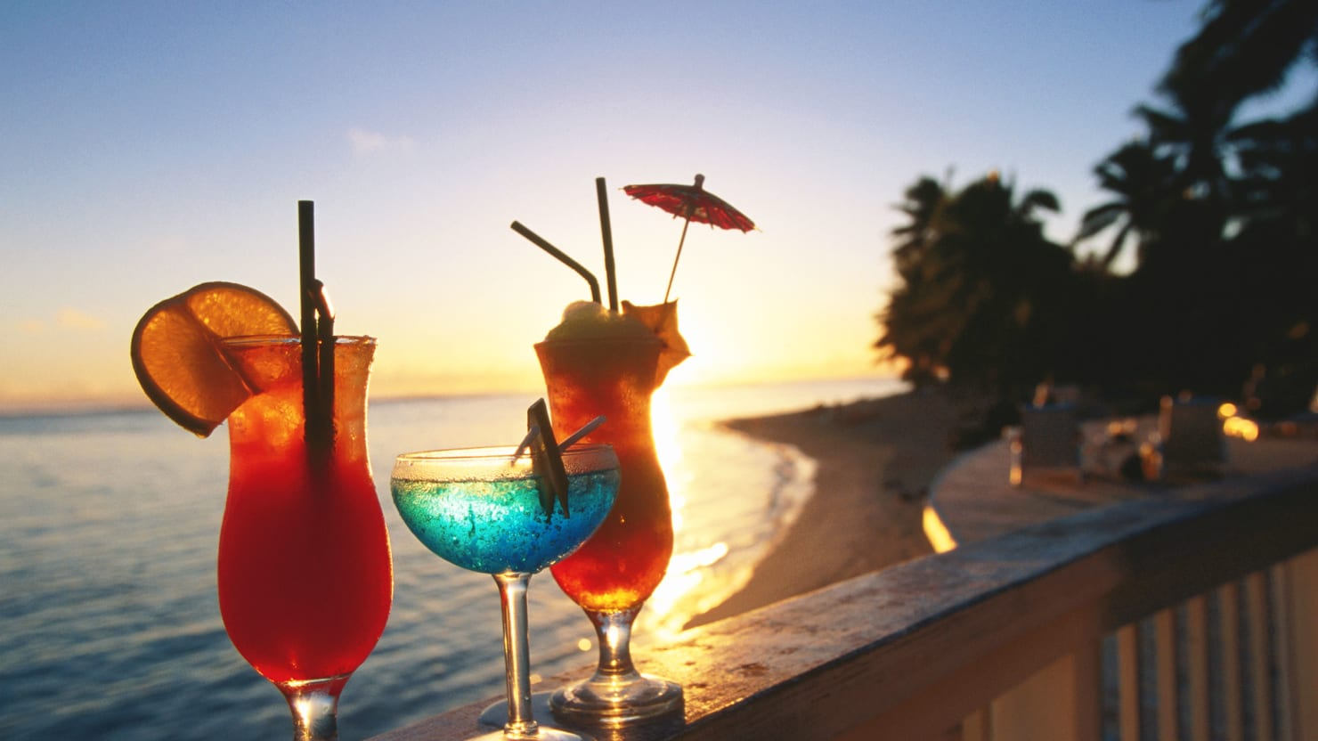 Image result for sun sea and cocktails free image