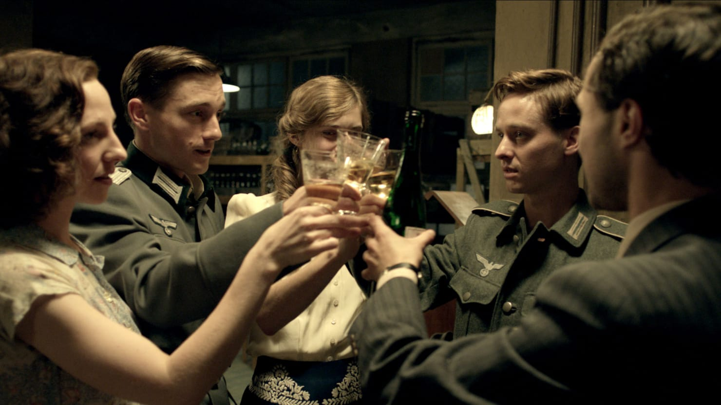 'Generation War' Lets World War II Germans Off Too Easily