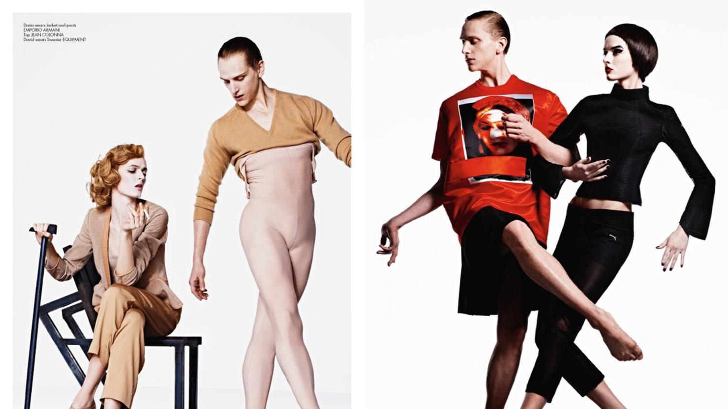 Carine roitfeld cr fashion book 84