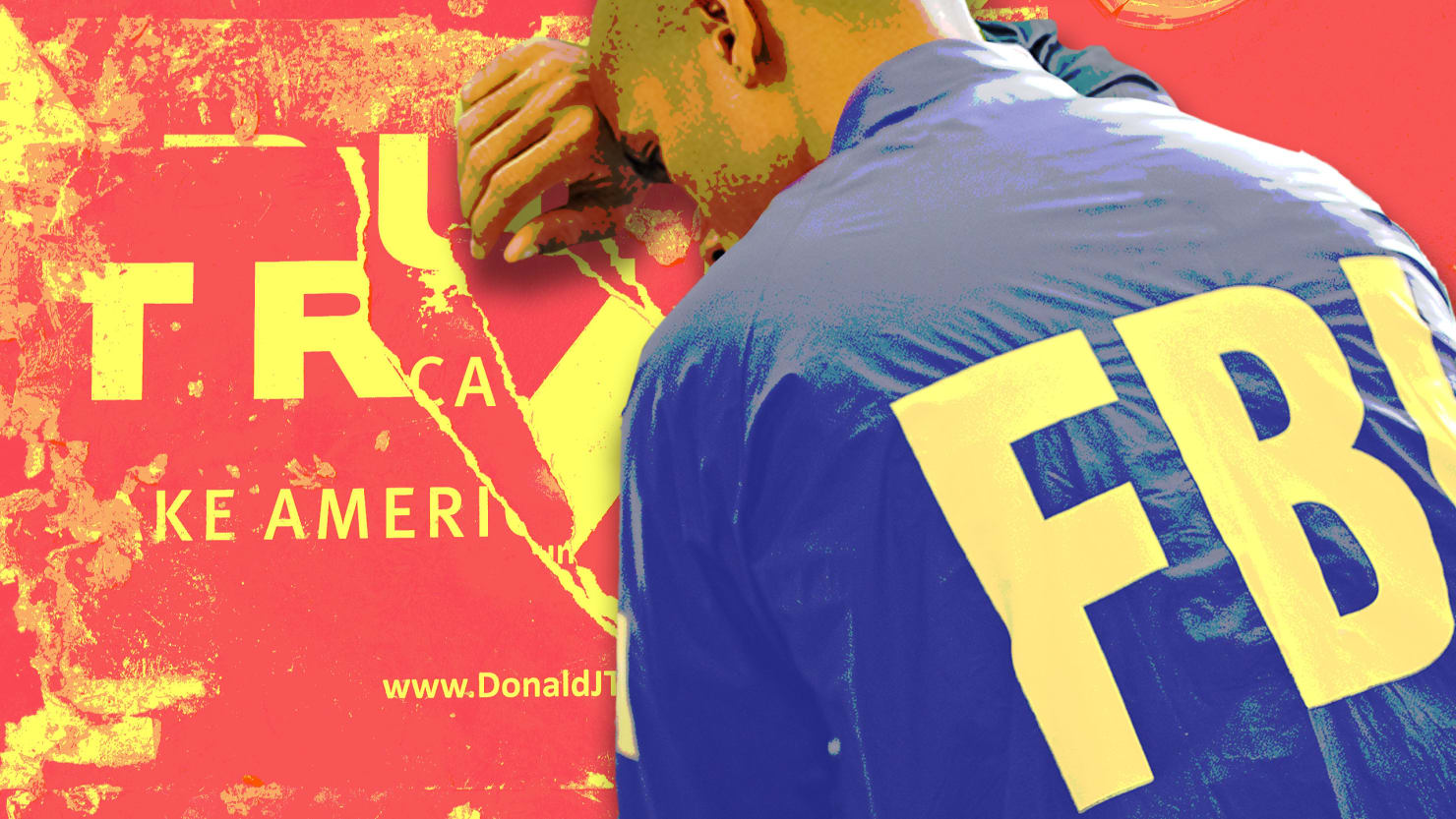 FBI Agents Worry White House Will Kneecap Russia Probe Daily Beast