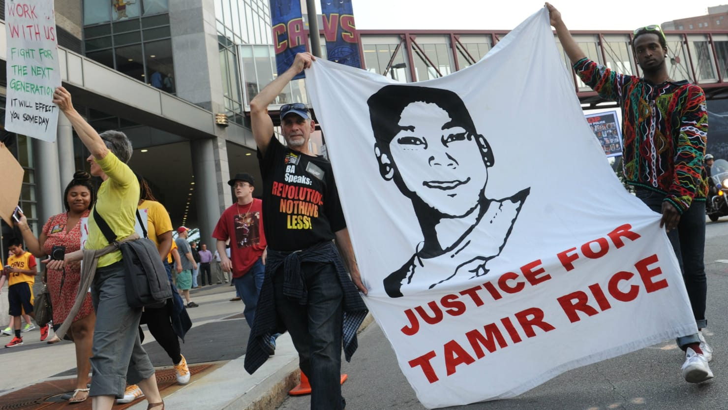 Cleveland police disciplined over Tamir Rice shooting