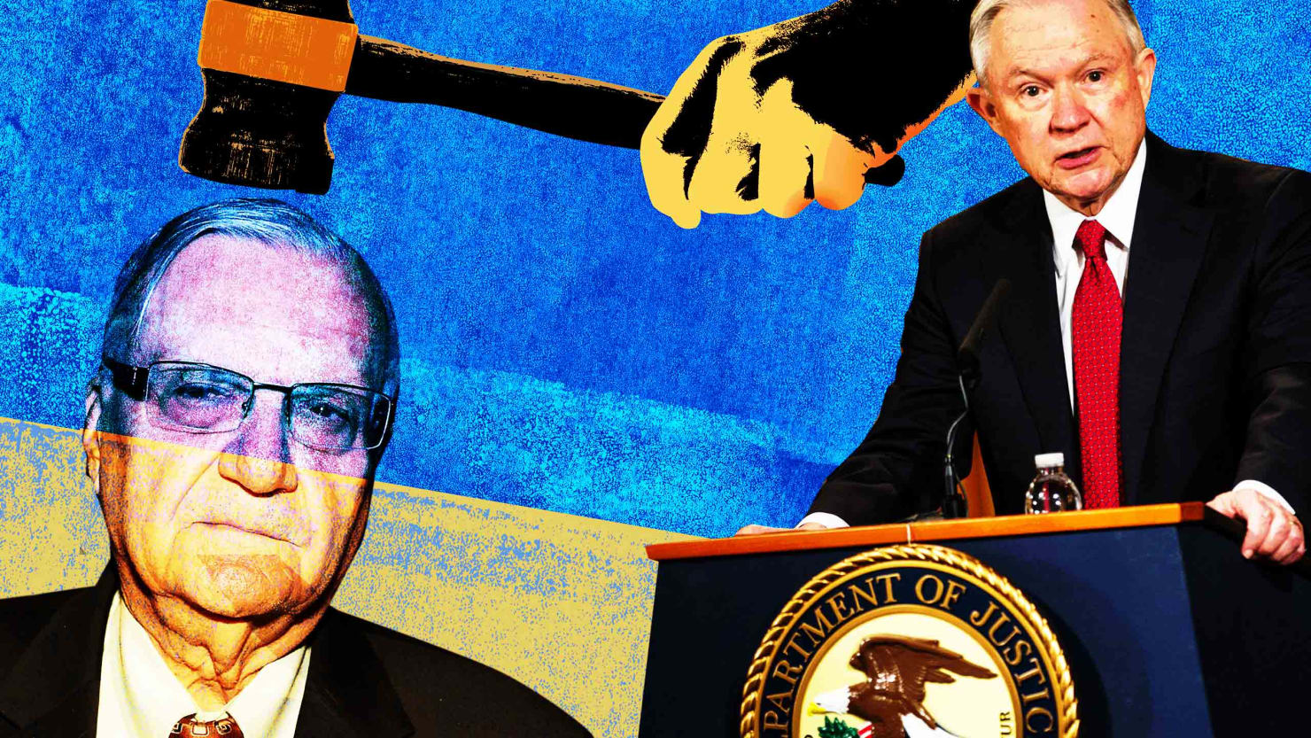 jeff Sessions called as witness in Arpaio trial