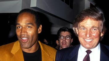 O.J. Simpson and Donald Trump