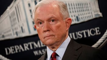 Attorney General Sessions supports theft