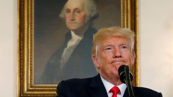 Donald Trump's Immoral Equivalence Between George Washington and Robert E. Lee