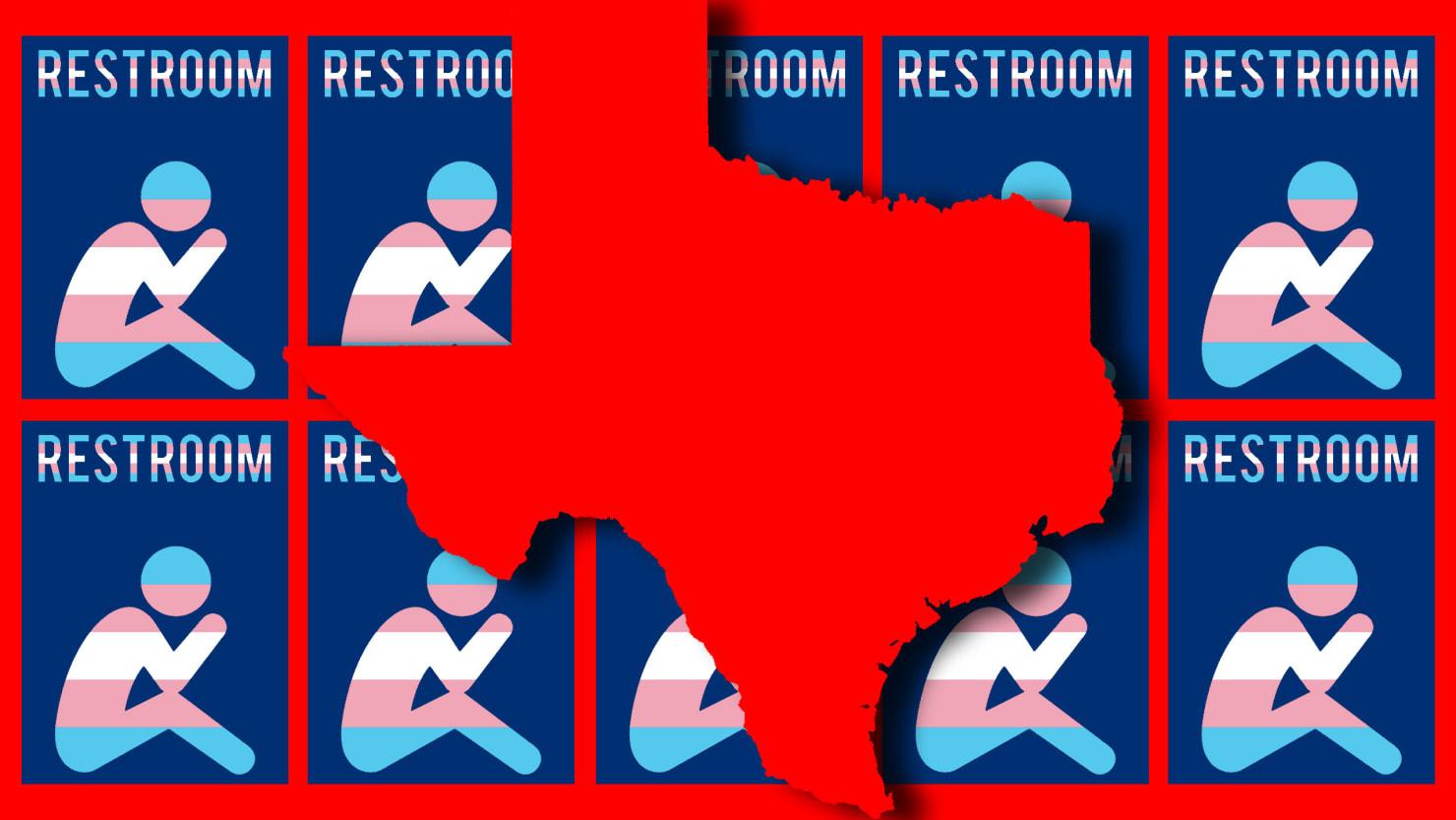 Bathroom Bill texas gov. calls for special session to pass anti-trans 'bathroom
