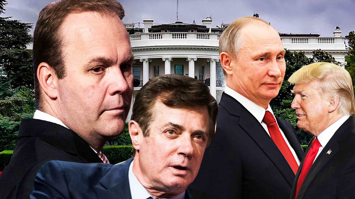 Image result for manafort russia