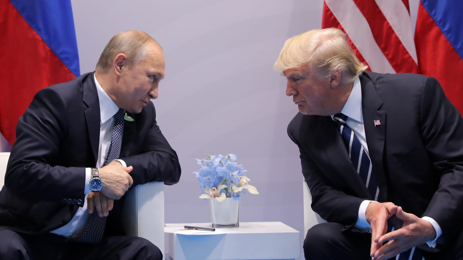 Image result for trump and putin meeting