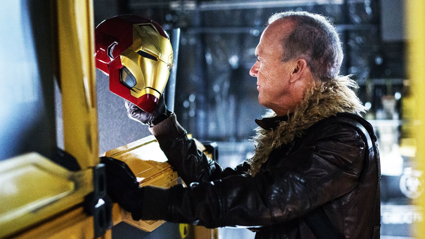 Image result for vulture michael keaton