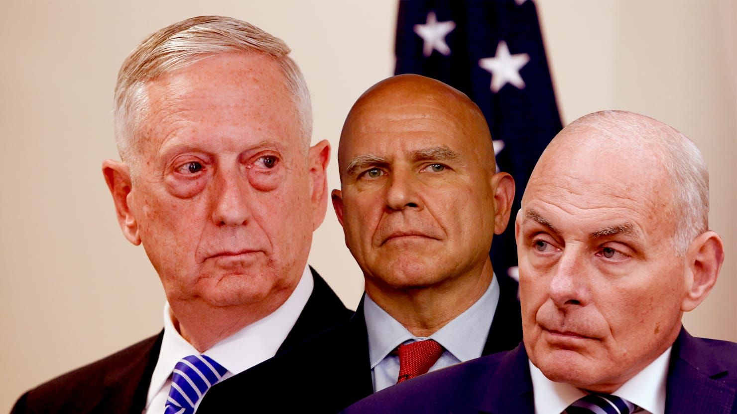 Image result for Mattis, McMaster, photos