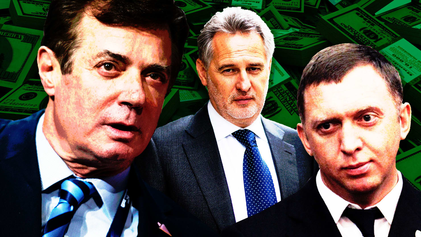 Paul Manafort sought $85m deal with Putin Ally and gangster