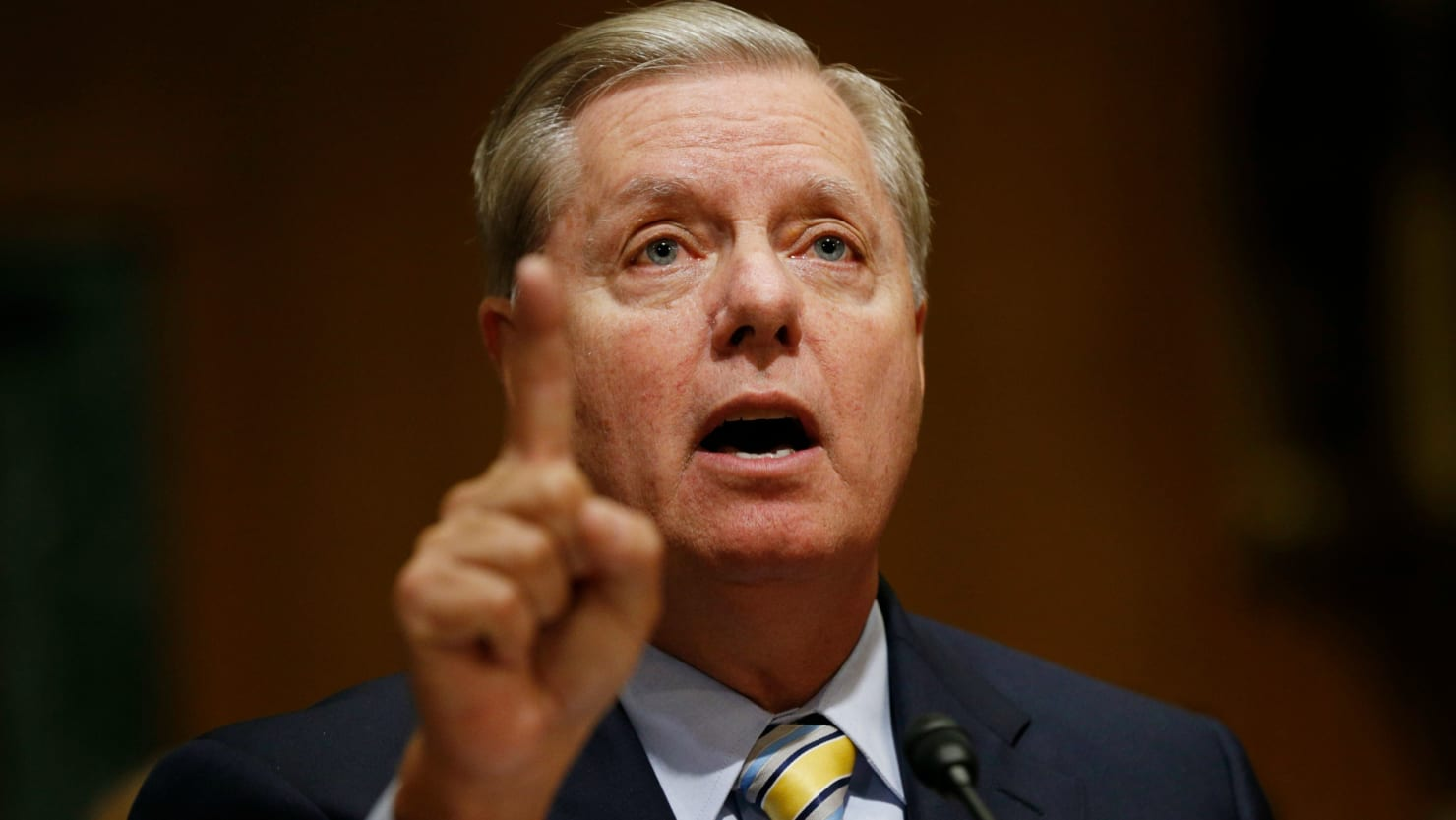 Graham defends McCain's right to vote any way he wants