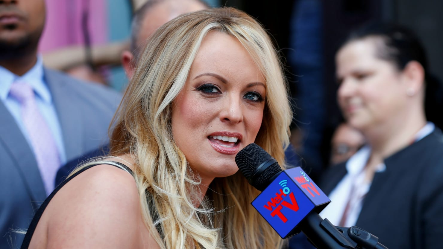 Trump's Penis Looks Like Toad From Mario Kart, Says Stormy Daniels