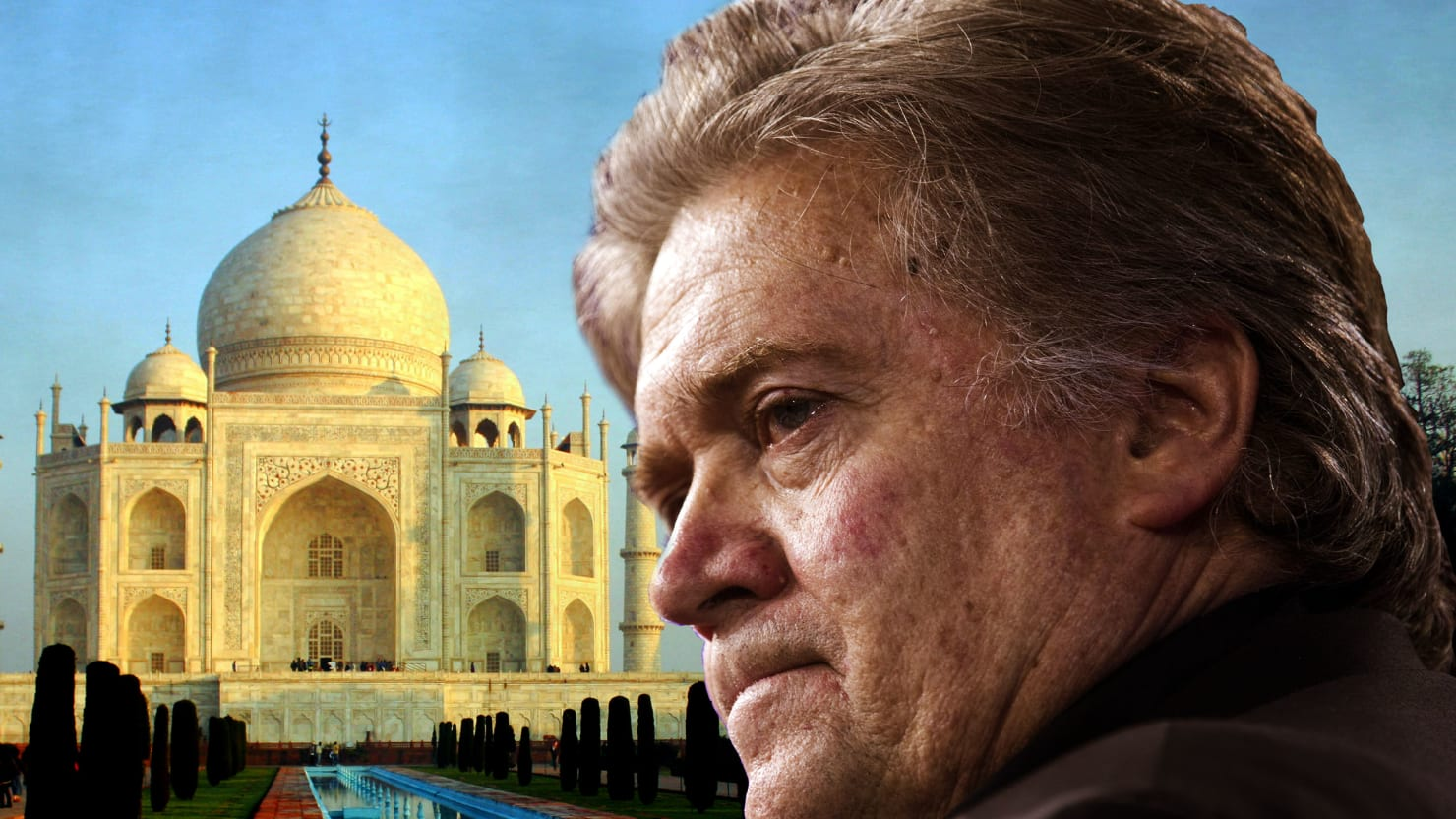 Steven Bannon Promoted A Gay Jew