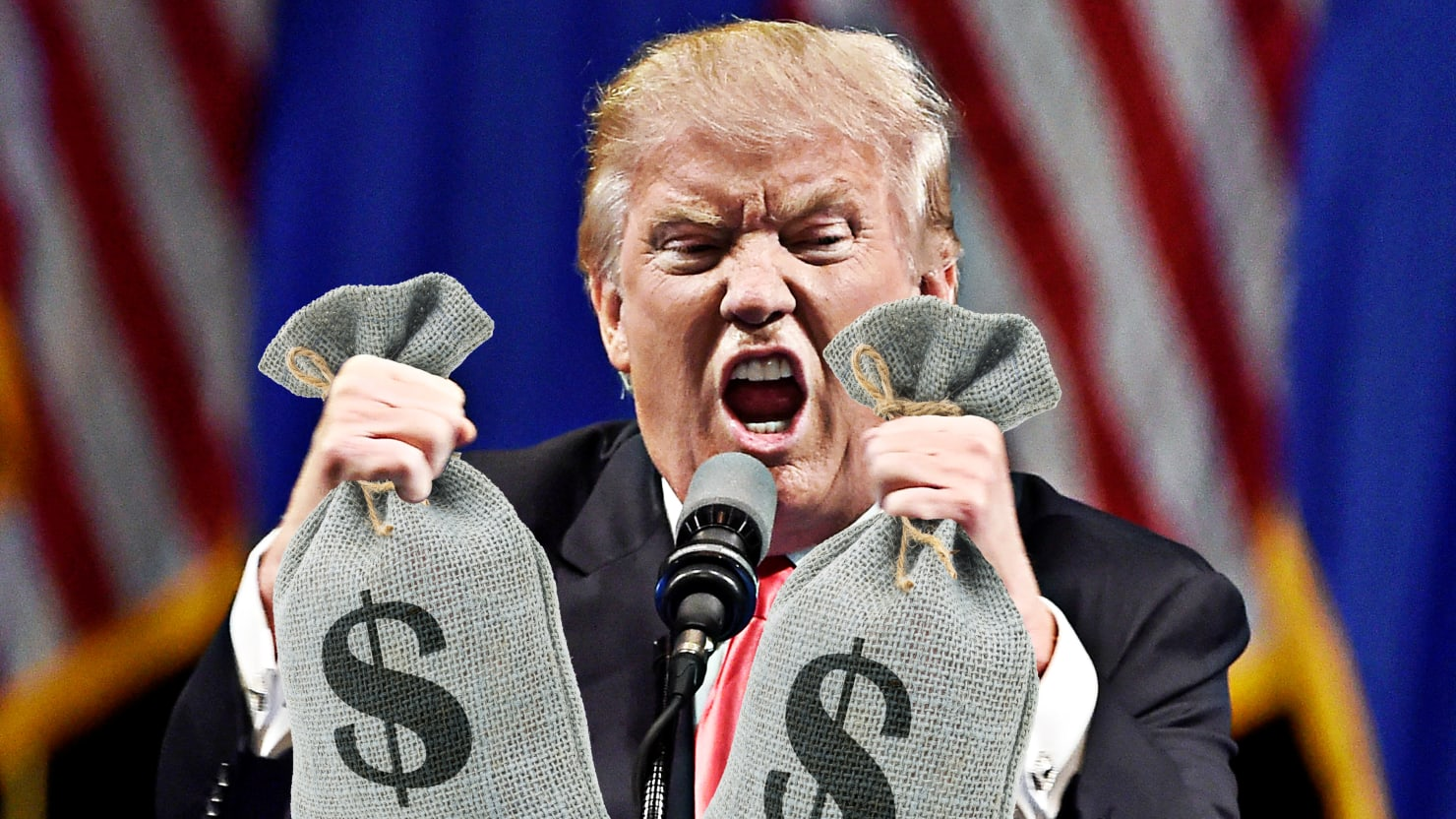 Image result for Trump is broke!