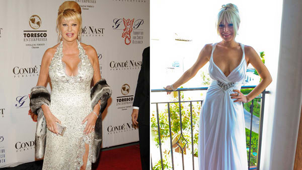 Who wore it best Lindsay Vs. Kim