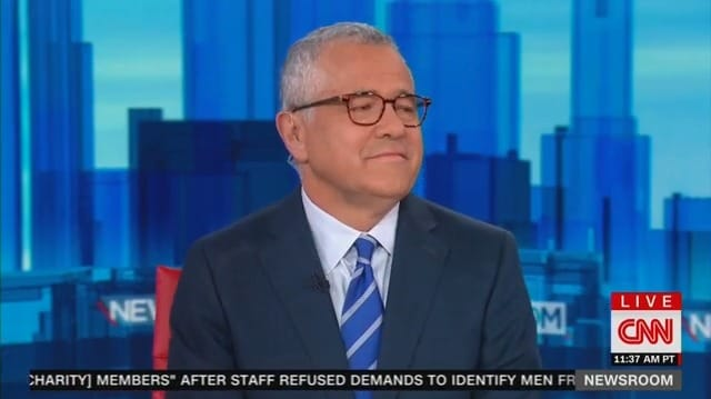 Jeffrey Toobin Returns to CNN, Gets Grilled About Masturbating on Zoom Call - Daily Beast