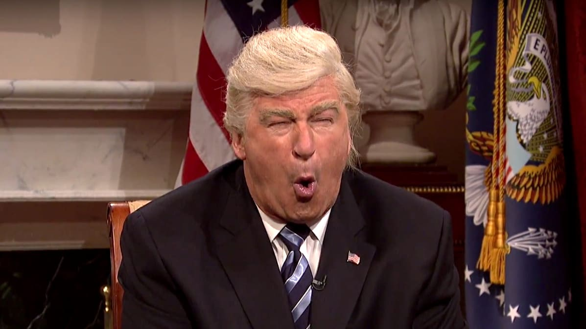 Image result for Alec Baldwin's Trump Reveals The Real Reason He Fired FBI Director Comey