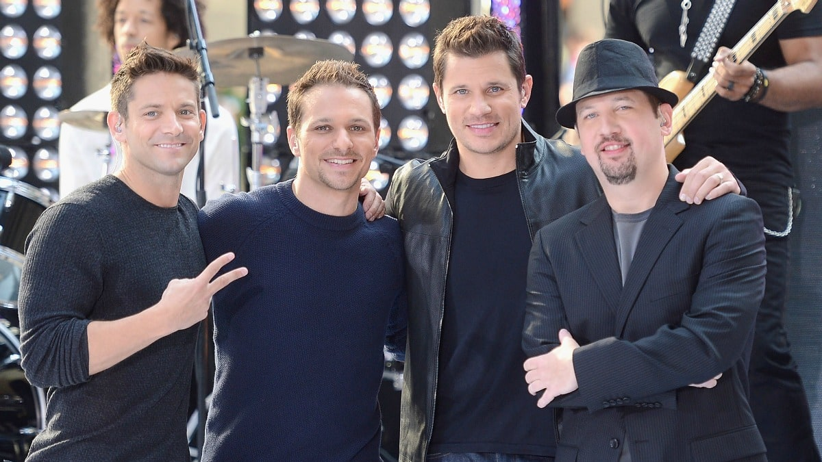 How To Be Single Madonna The '90s Boyband Reunited For A New Song Called '�