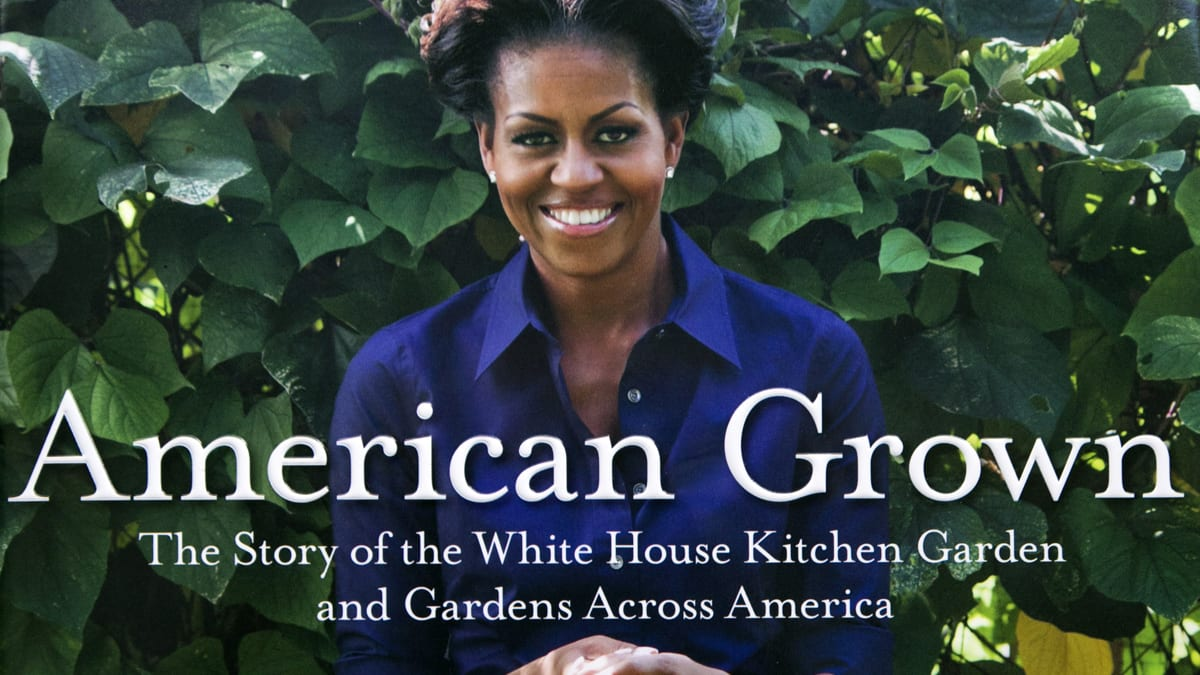 Kitchen Garden Book 12 Juicy Bits From Michelle Obamas Garden Book