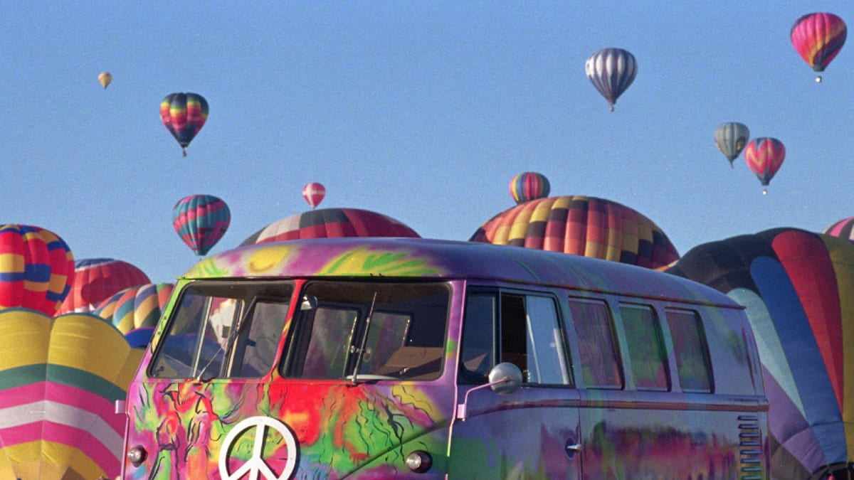 Hippie Buses Dude Wheres My Bus Fast Times In The Iconic Vw Van