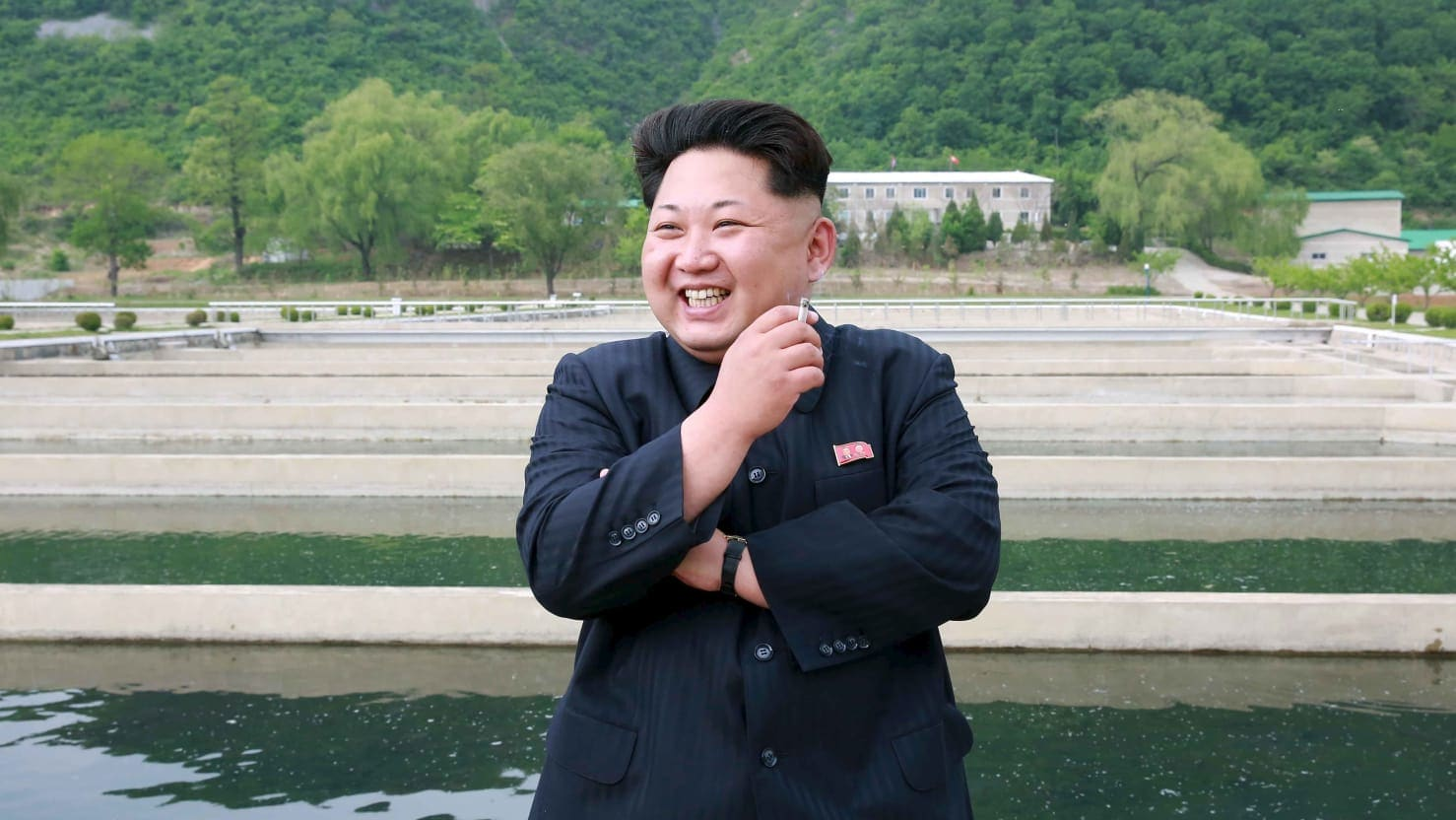 Kim threatens H bomb in Pacific