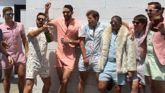 The Male Romper Has Come To Claim Your Masculinity
