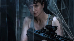 'Alien: Covenant's' Kickass Heroine Opens Up