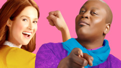 The 'Unbreakable' Tituss Burgess and Ellie Kemper Return