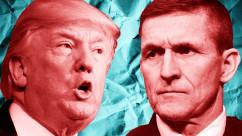 Trump Talked Flynn Into White House Job