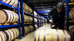 Kentucky's Newest Bourbon Barons
