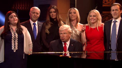 SNL Bids Farewell to the Trump Administration