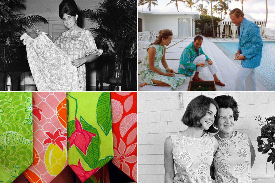 lilly pulitzer, designer and palm beach socialite, dead at 81