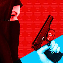 Women of ISIS: This report from the International Center for the Study of Violent Extremism raises frightening questions about women returning from the 'caliphate'—if they can return at all.