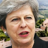 Theresa May's Killjoy Grand Tour in Tuscany
