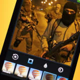 Hundres of Islamic State Supporters Could Be Giving Away Their Locaiton on Instagram
