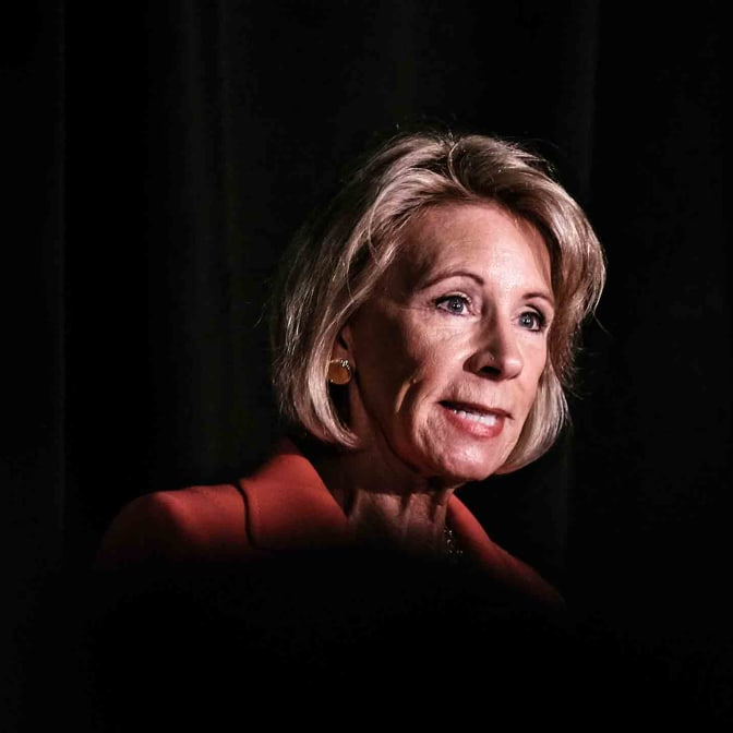 Betsy DeVos New Title IX Changes Leave Both Sides in Limbo