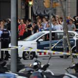 Barcelona terror attack.