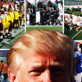 In Athlete Anthem Attack Donald Trump Fumbles His Culture War Drive