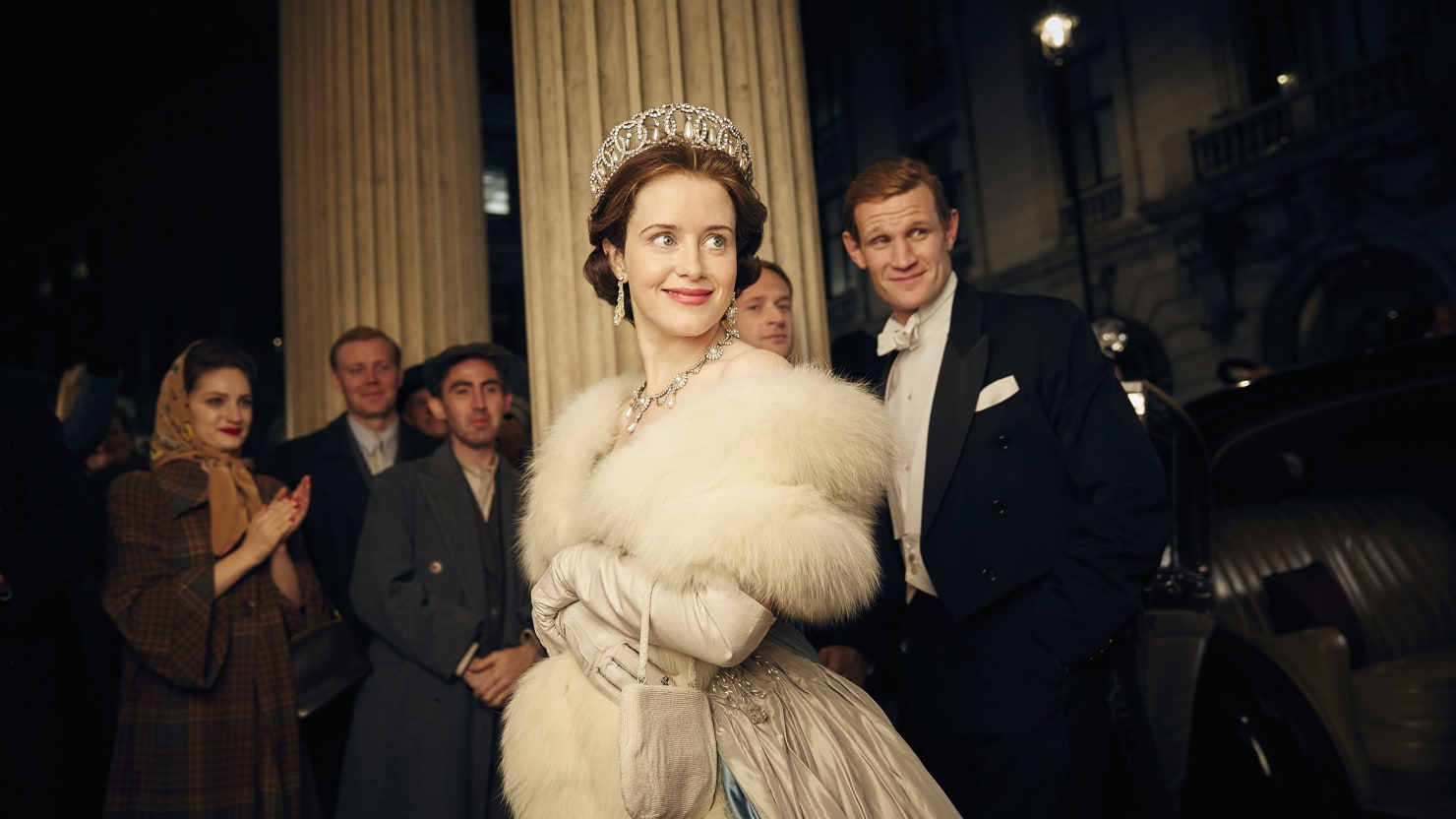Inside Netflixs 130 Million The Crown the Most Expensive TV