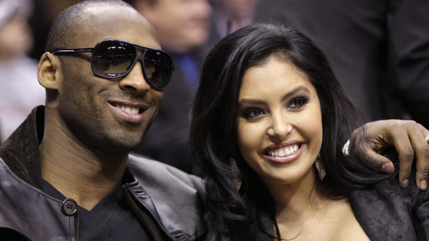 Why the Lakers Kobe Bryant and Wife Vanessa Are Staying Together