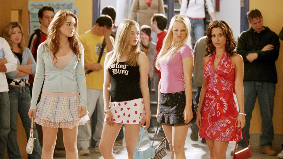 adolescence psychology in the movie mean girl Cold, shiny, hard, plastic, said by janice referring to a group of girls in the movie mean girls mean girls is about an innocent, home-schooled girl, cady who moves from africa to the united states cady thinks she knows all about survival of the fittest but the law of the jungle takes on a.